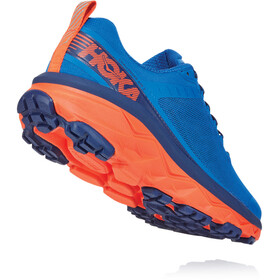 Hoka One One Challenger ATR 5 Zapatillas Hombre, imperial blue/mandarin red